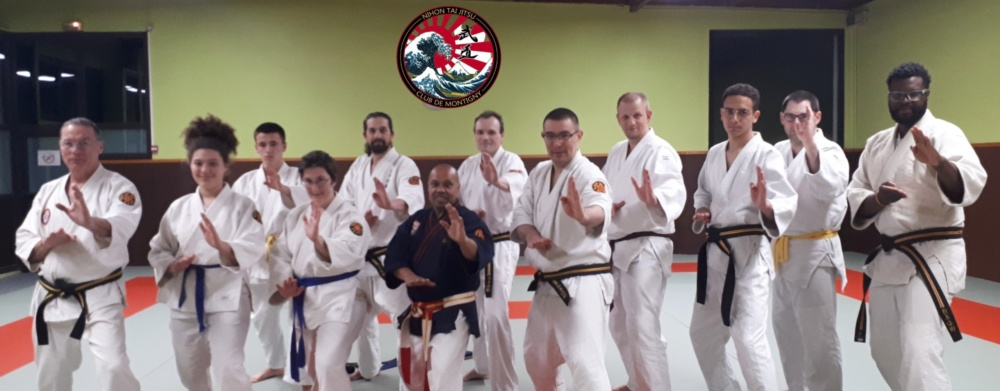 Budo Club Montigny Lès Cormeilles/ Nihon-Taï-Jitsu