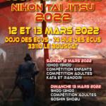 12 mars 2022 à 10h00 - 13 mars 2022 à 12h00